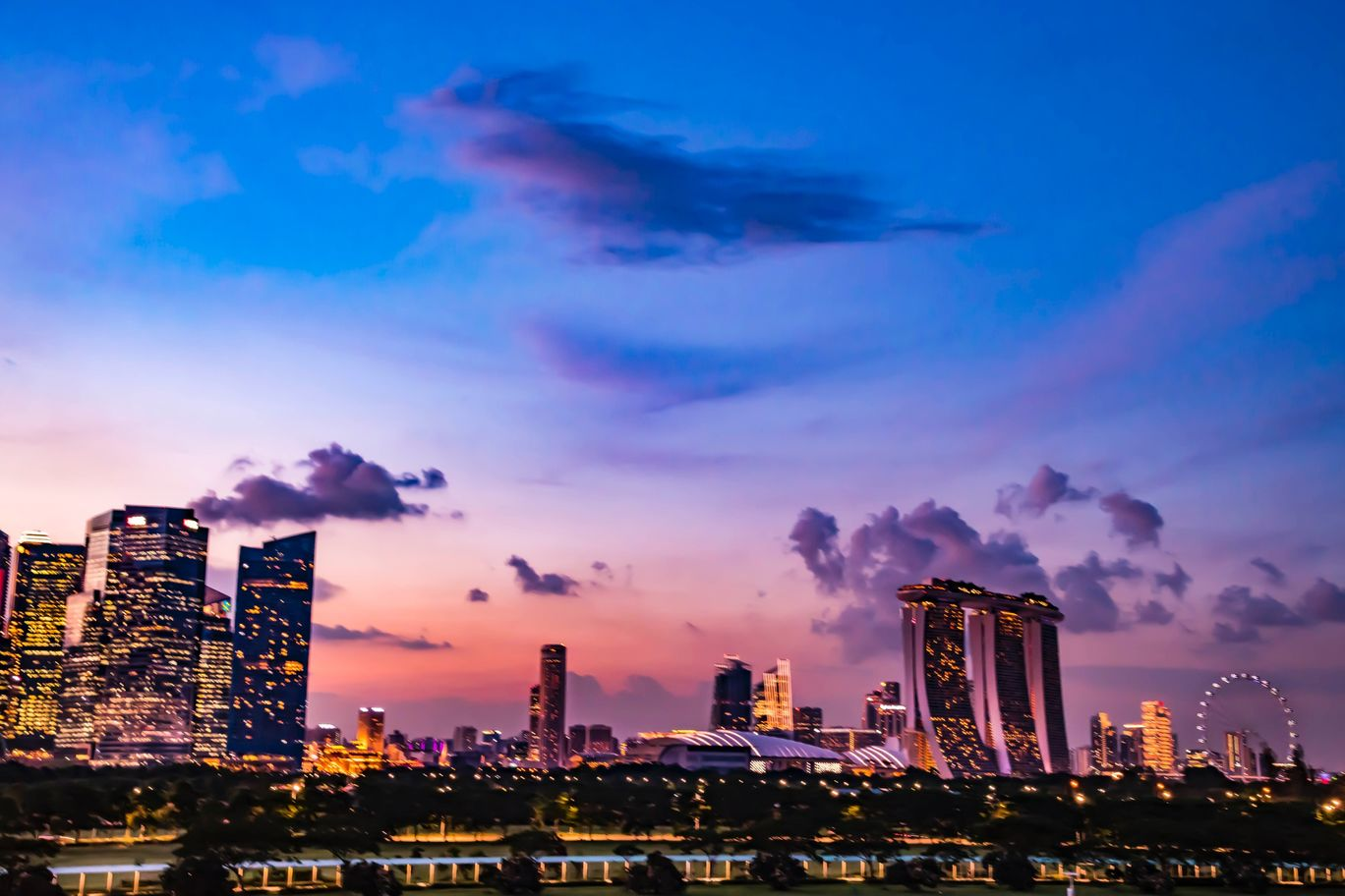 Photo of Singapore By Ankit Mudgal
