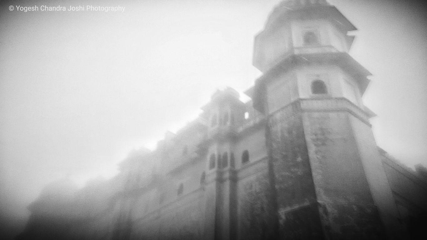 Photo of Kumbhalgarh Fort By Yogesh Chandra Joshi