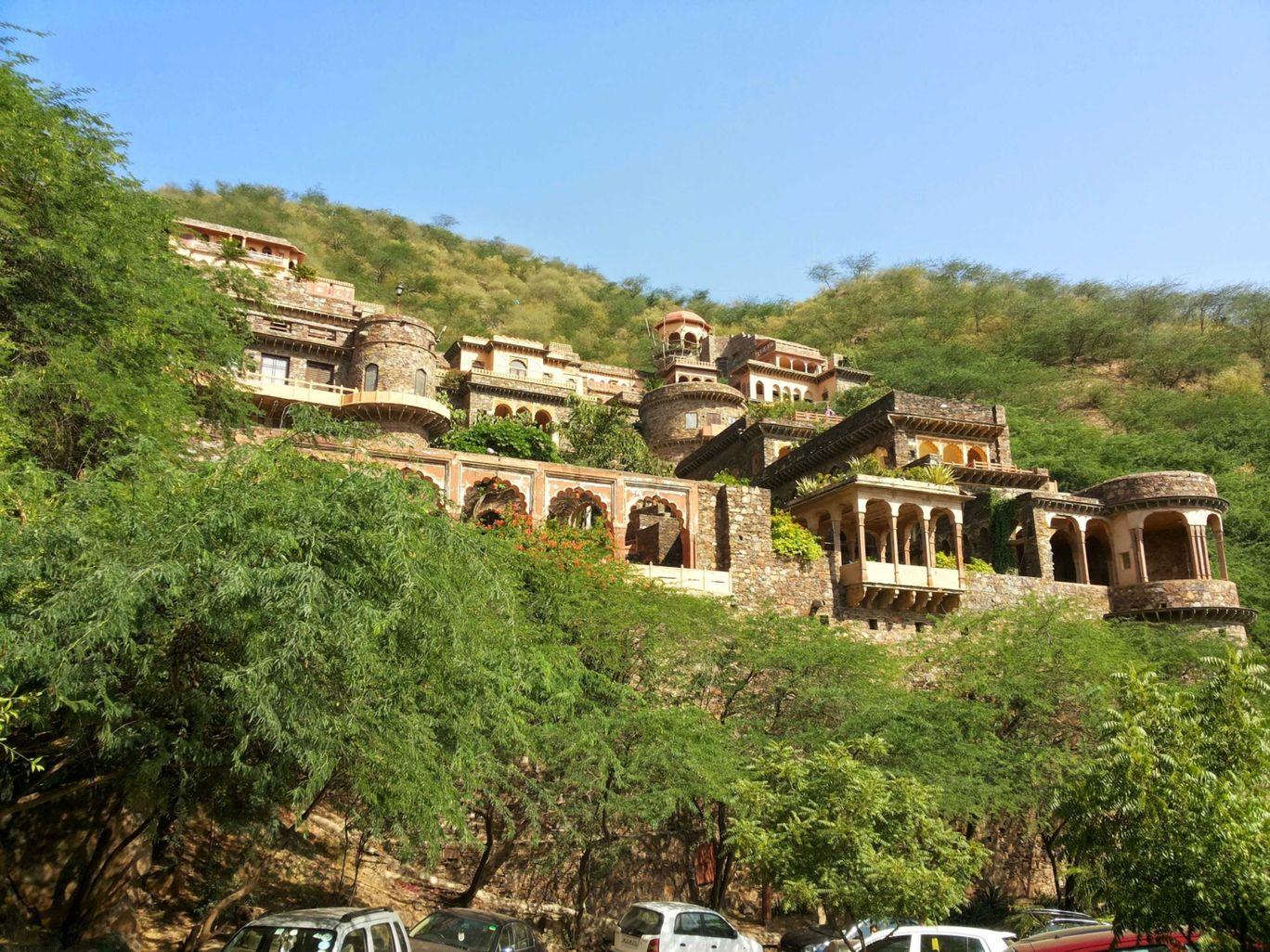 Photo of Neemrana Fort Road By Aanchal Gupta