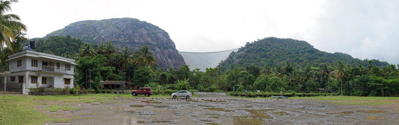 Photo of Idukki Dam By Kiran Kumar