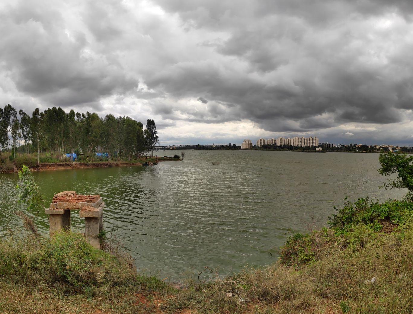 Photo of Hennagara Lake By Kiran Kumar