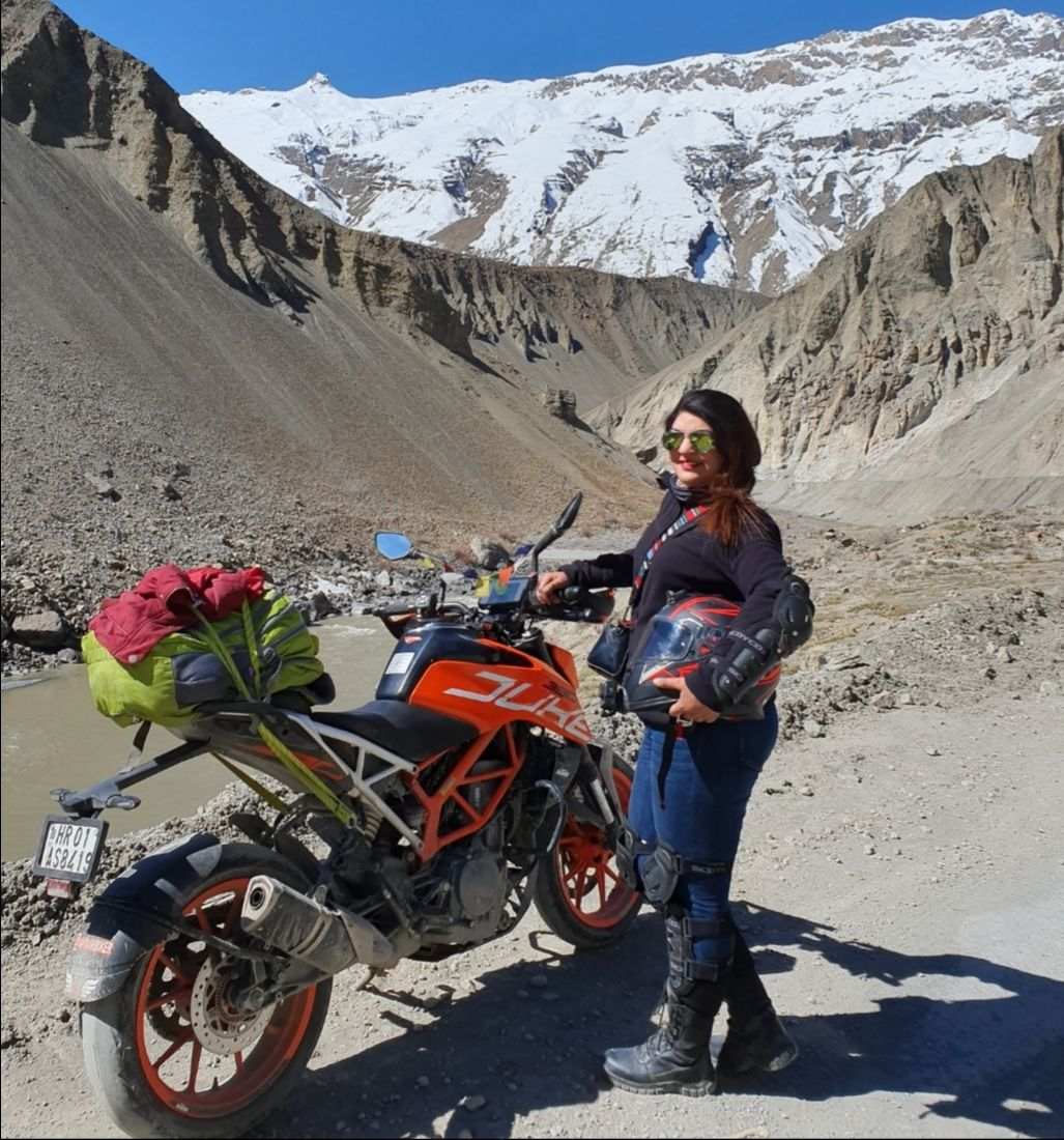 Photo of Spiti Valley Trip By Taani Biker