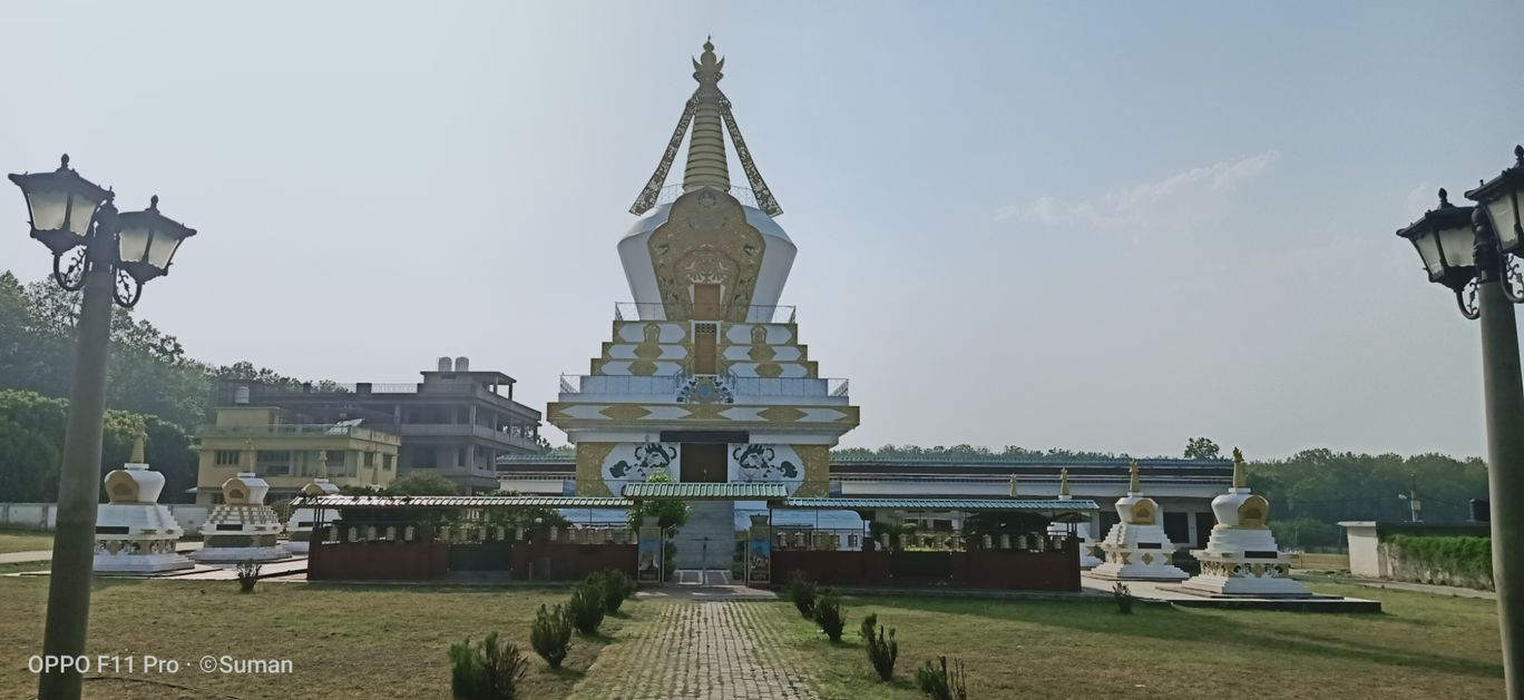Photo of Buddha Temple By Suman Roy