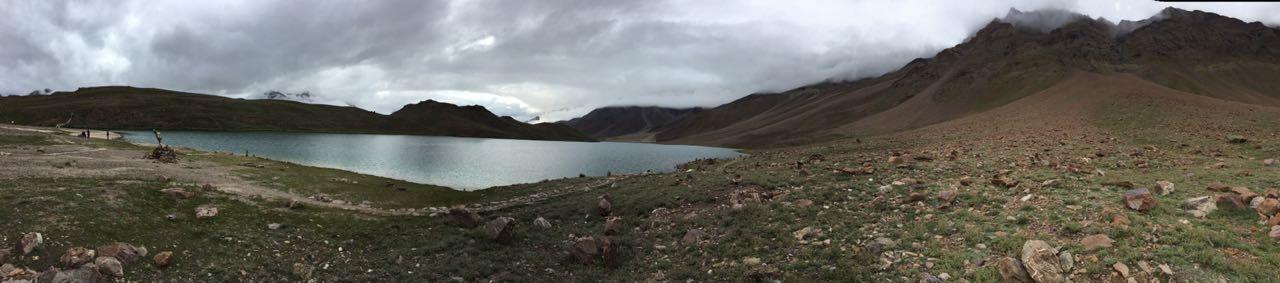 Photo of Chandrataal Lake By saishri chavan