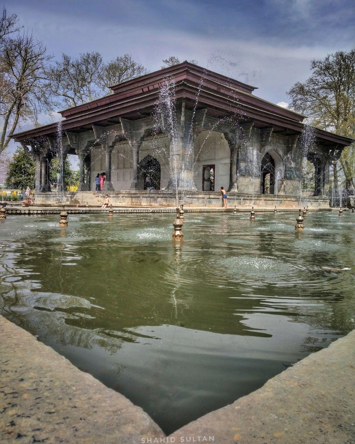 Photo of Shalimar Bagh Mughal Garden By Shahid Sultan