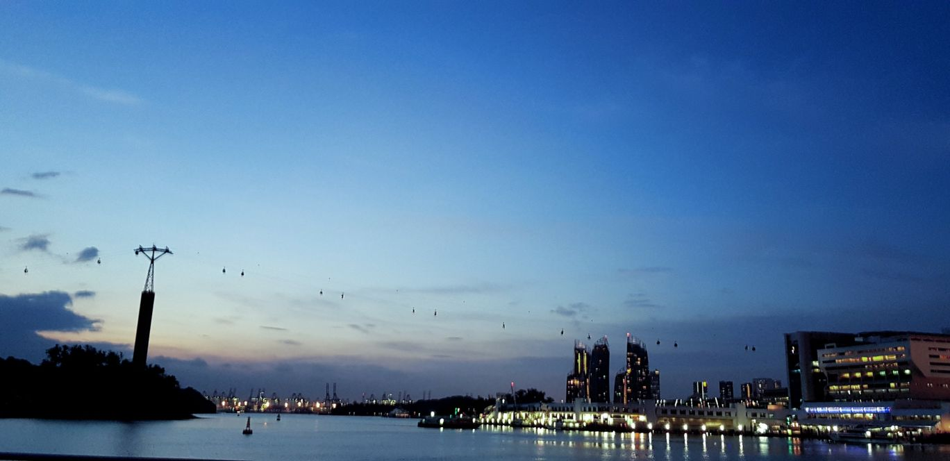 Photo of Sentosa By Nidhi