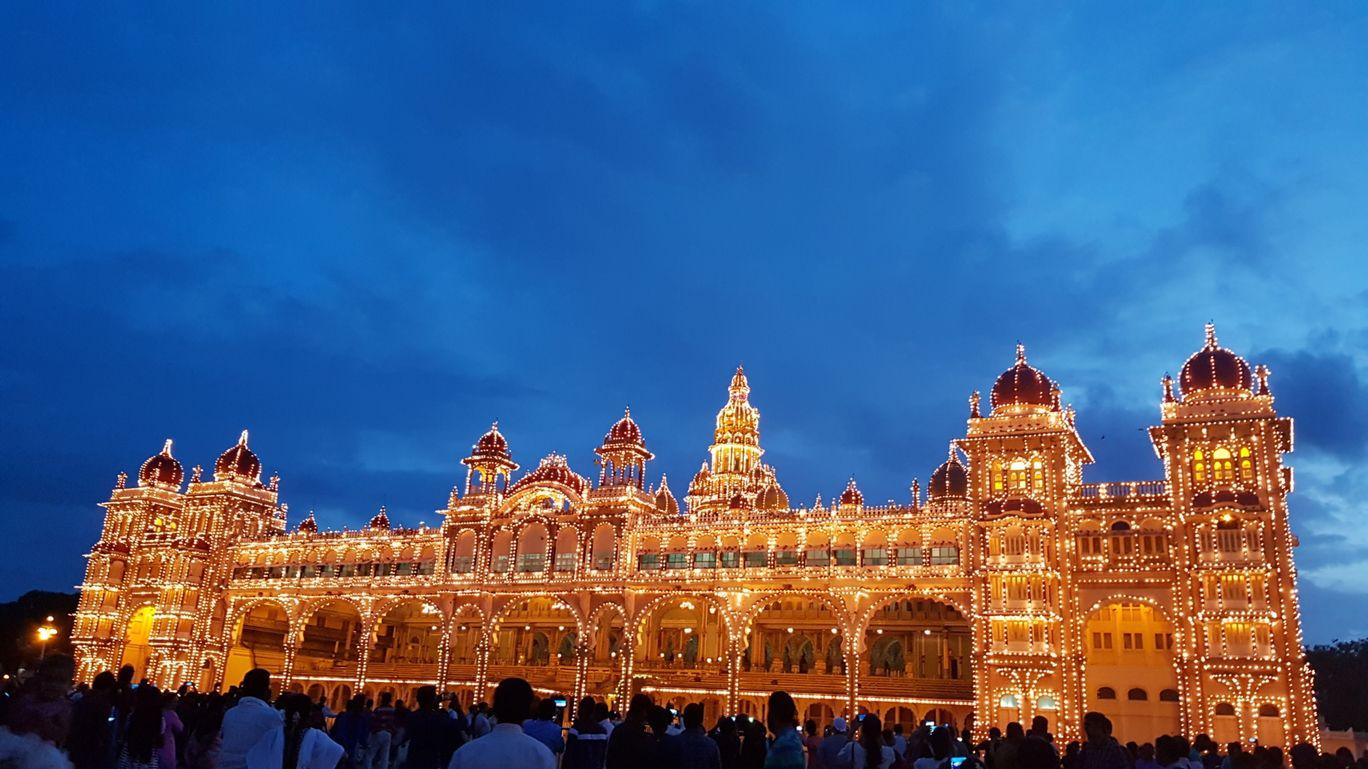Photo of Mysore Palace By Nidhi