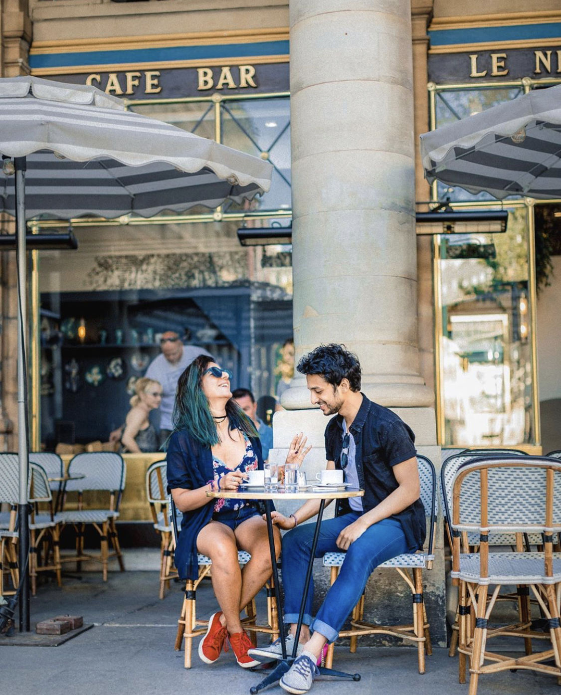 Photo of Paris By Saloni Chopra