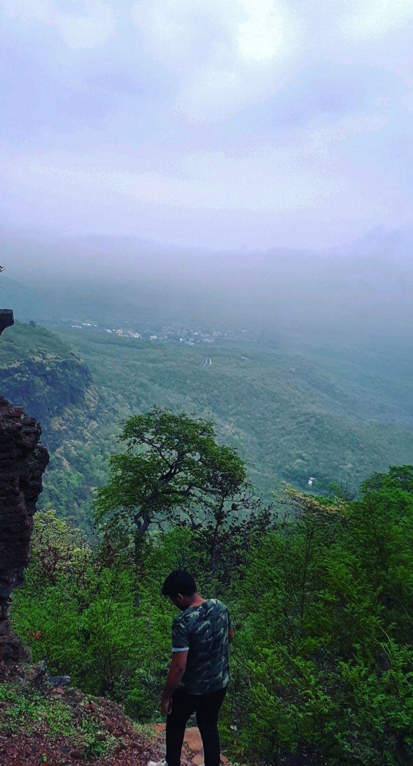 Photo of Pavagadh Hills By Faisal Ajmeri