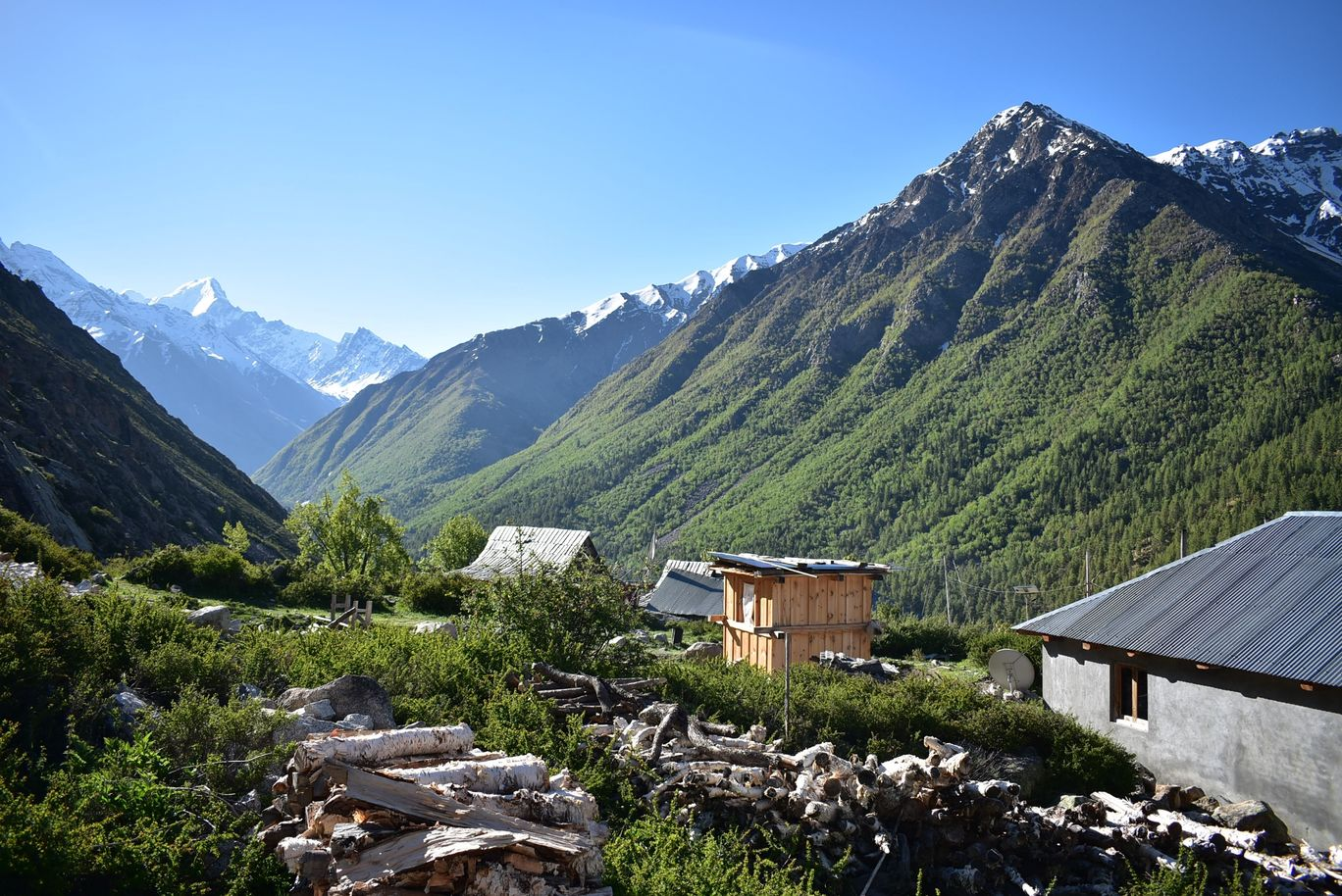 Photo of Chitkul By tulika dey
