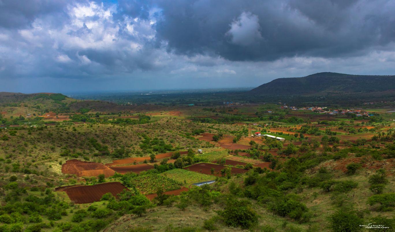 Photo of Dandoba Hills By Amit Pawar Kit-kat