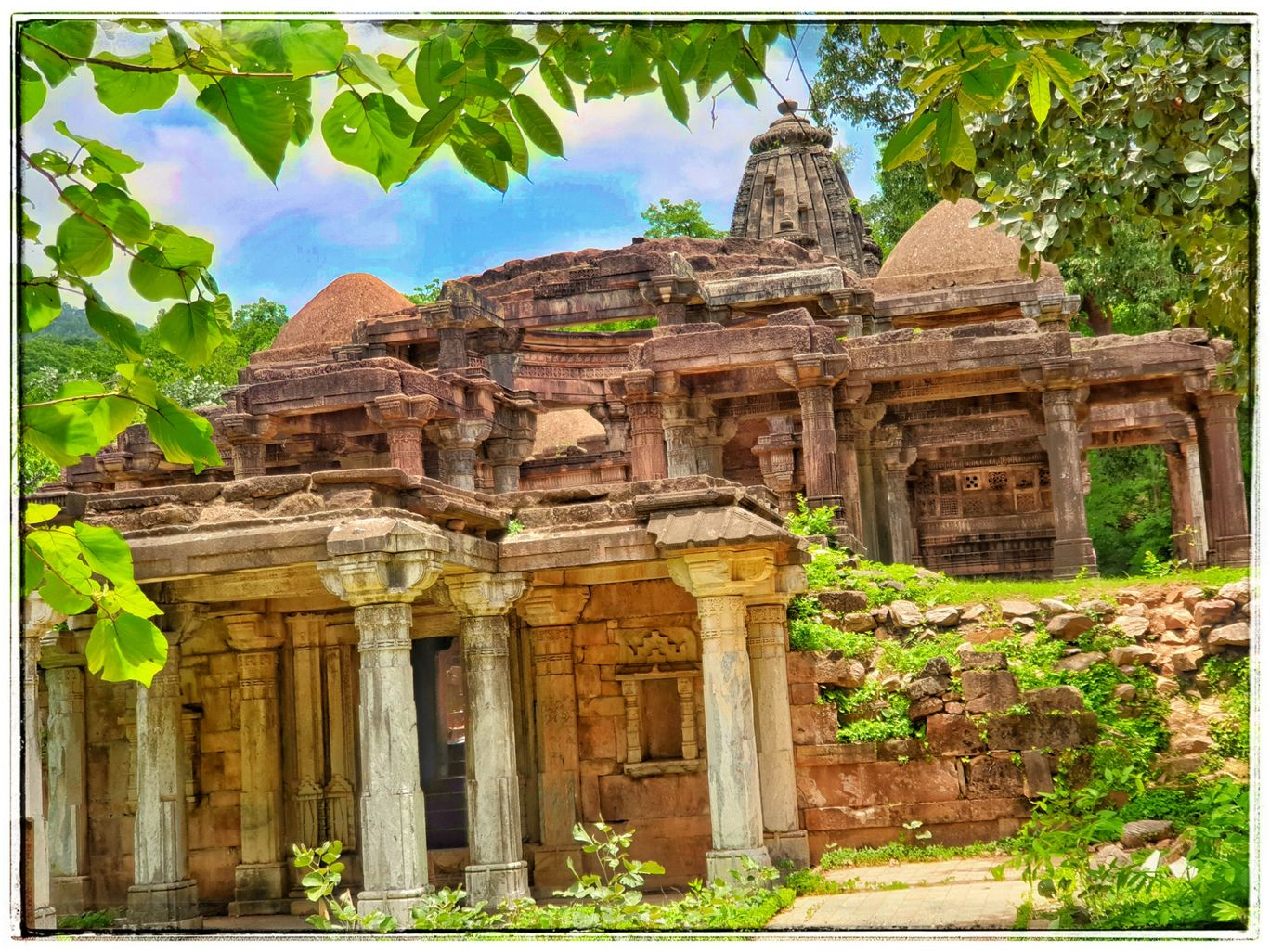Photo of Polo Jain Temple Ruins By Arjun Lal Kumawat
