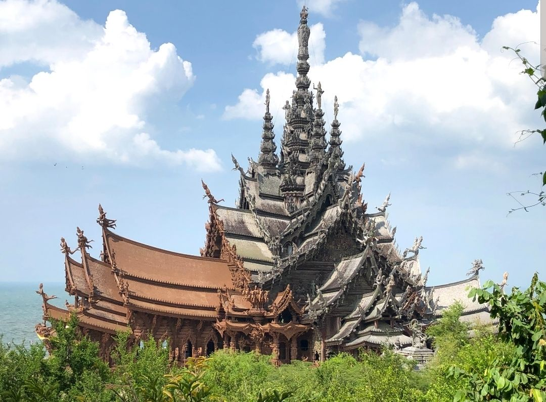 Photo of Sanctuary of Truth By Nepalese Traveller
