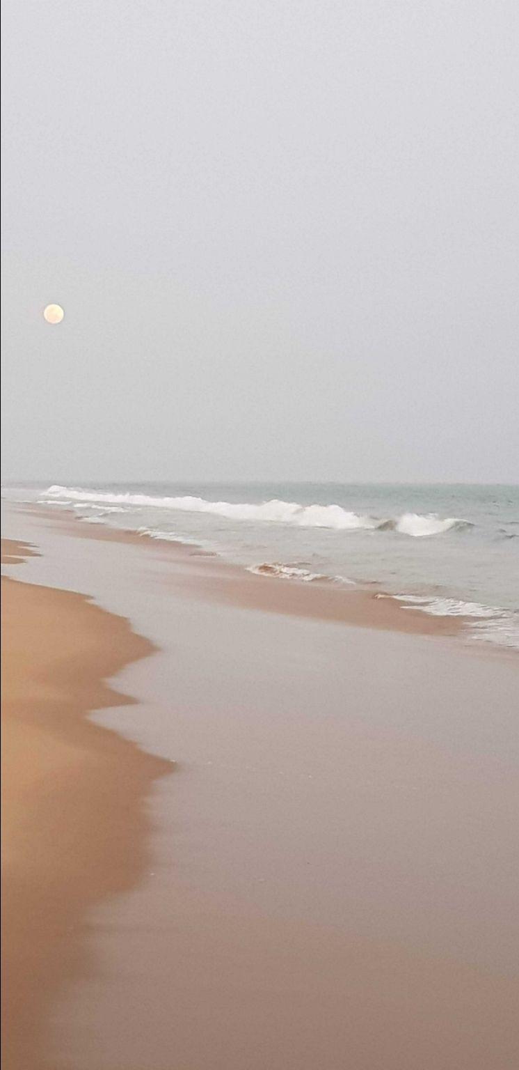 Photo of Puri sea beach By Sukirti Singh