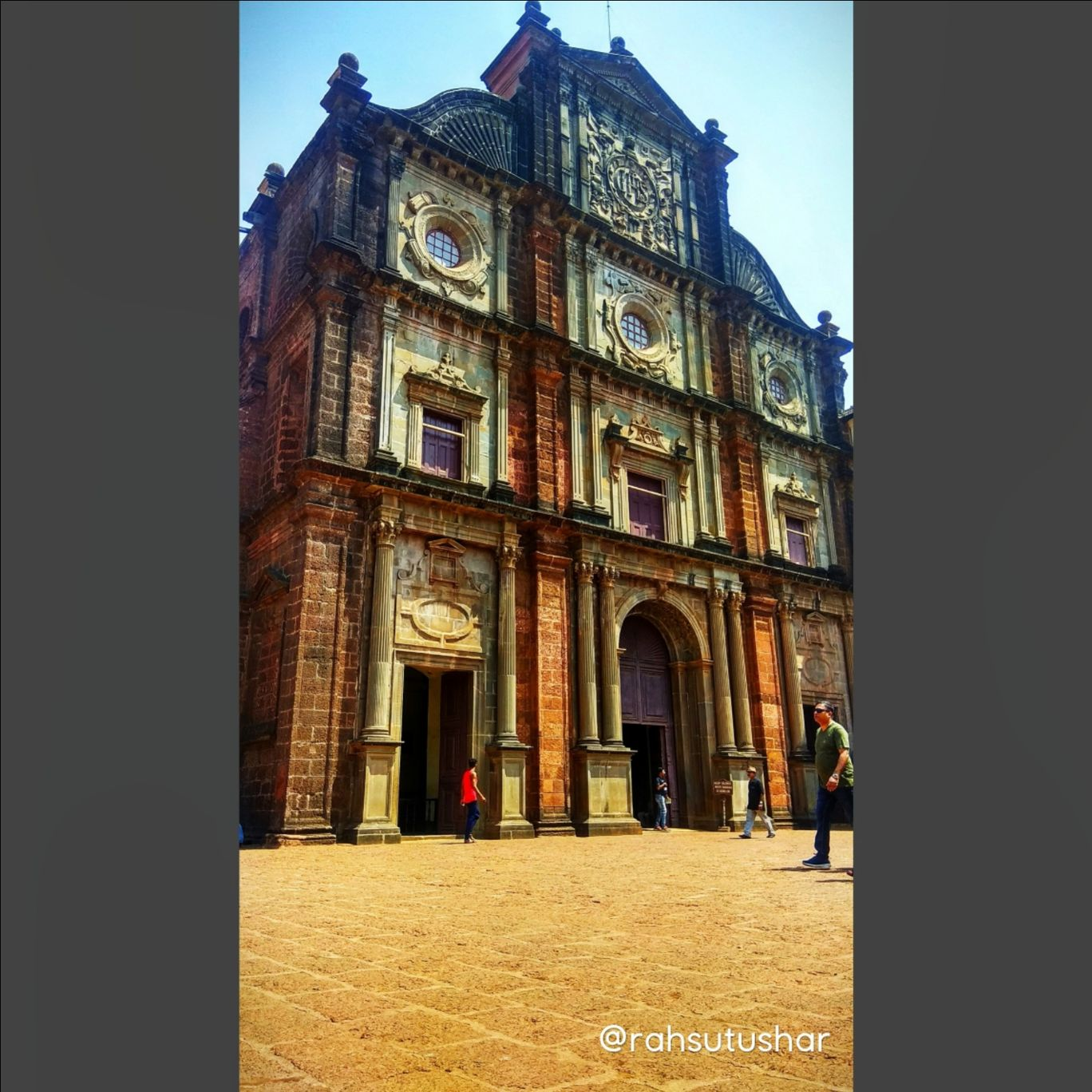 Photo of Basilica of Bom Jesus By tushar suryawanshi