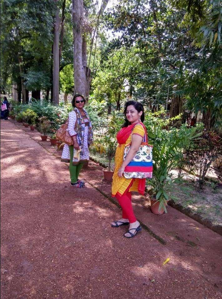 Photo of Shantiniketan By Sanhita DasGupta