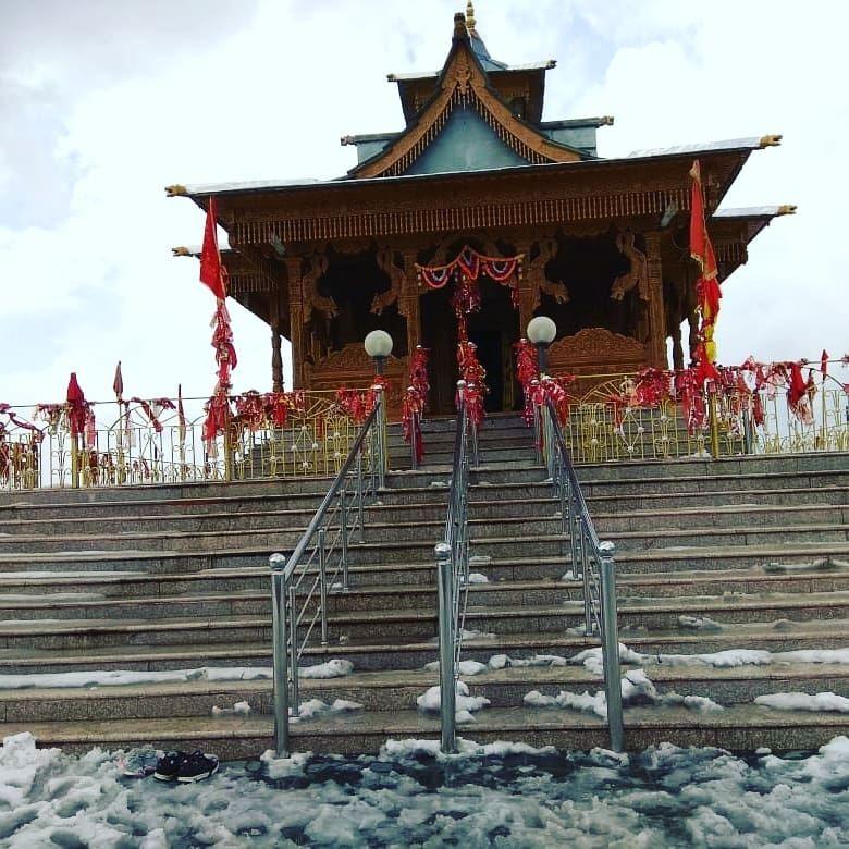 Photo of Hatu Mata Temple Hatu By Himanshu Juneja