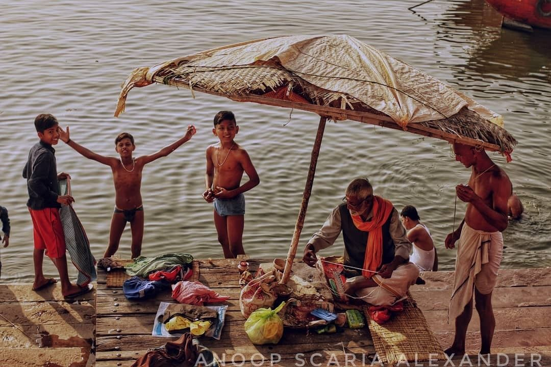 Photo of Banaras By Anoop Scaria Alexander