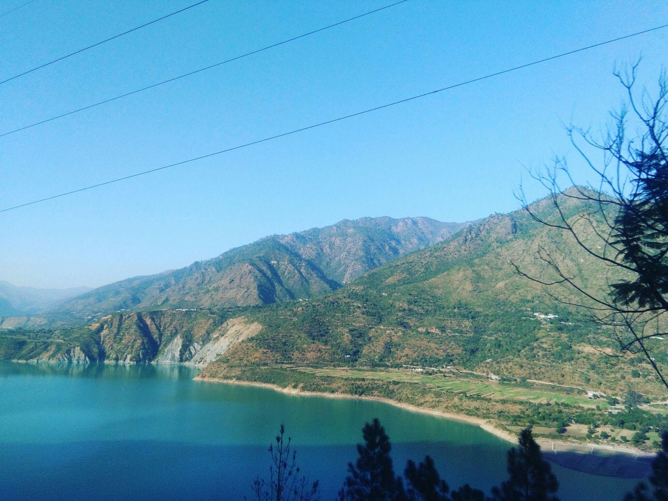 Photo of Tehri Lake By shivam agarawal