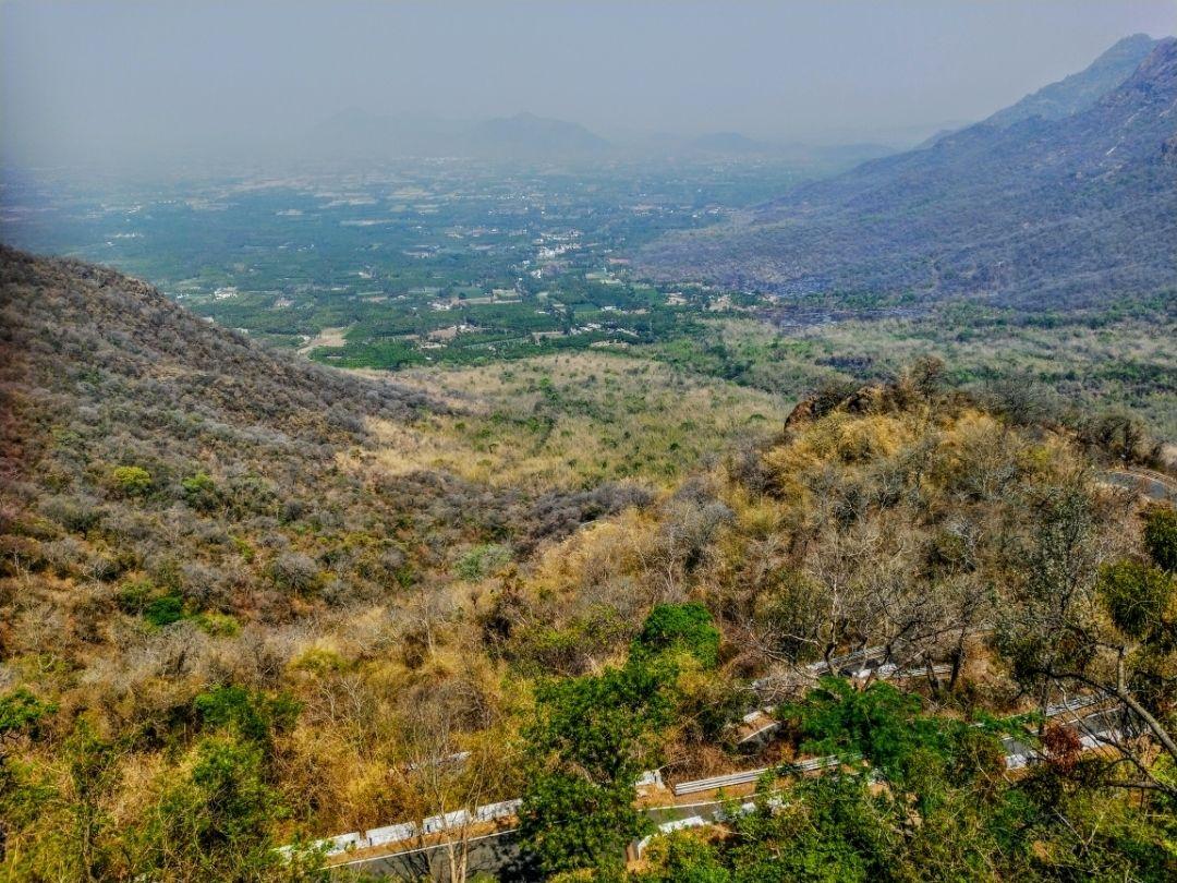 Photo of Kolli Hills By Abhilash Hegde