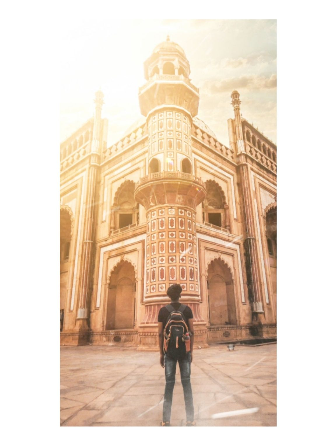 Photo of Safdarjung Tomb By abhijeet roy