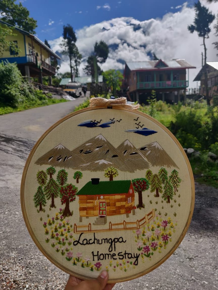 Photo of Lachung By Lachungpahomestay