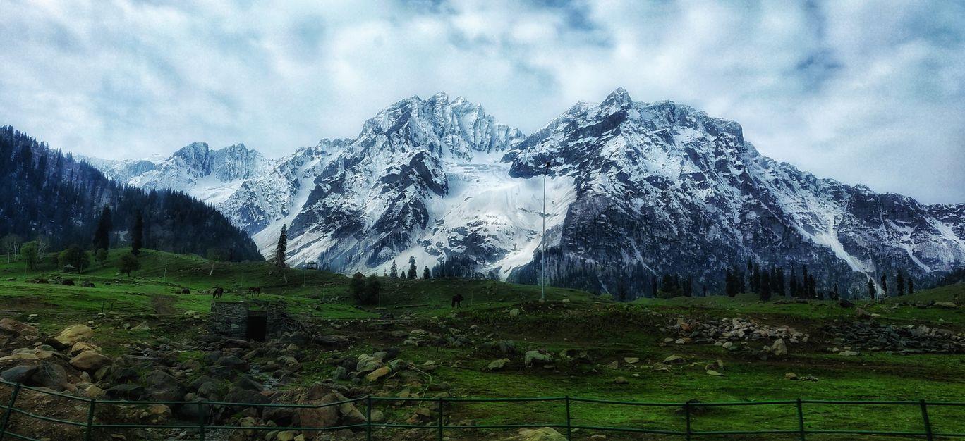 Photo of Sonamarg By Brijesh Bisht