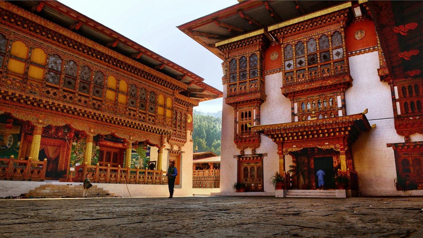 Photo of Punakha By Saurav Majumdar