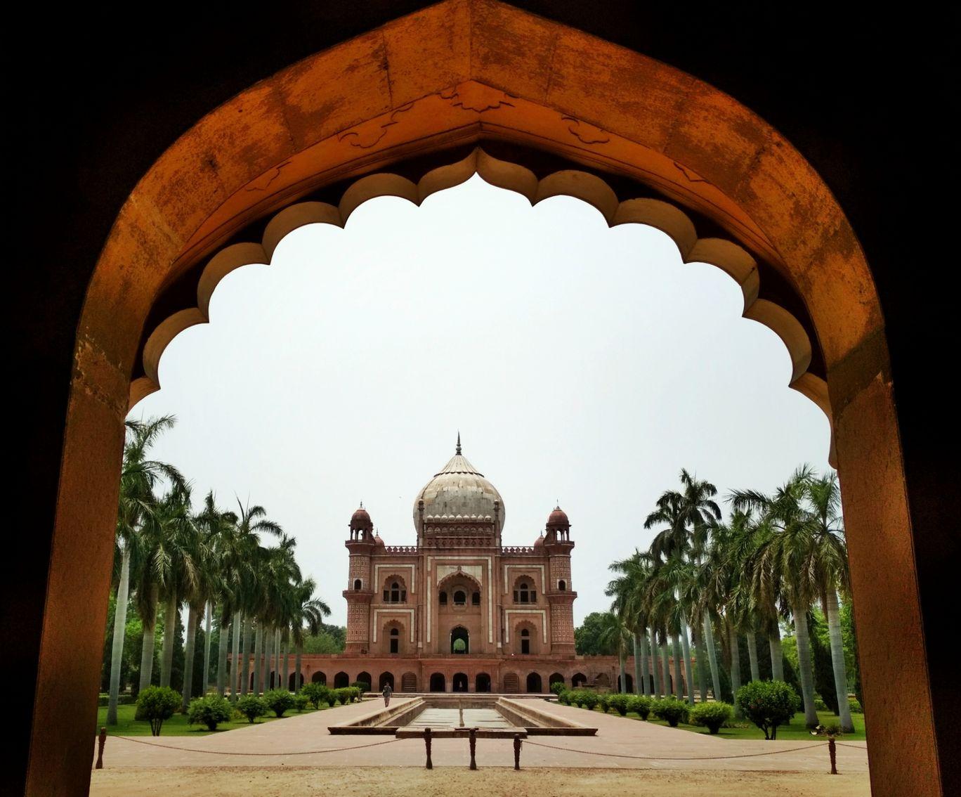 Photo of Safdarjung Tomb By Vishwajeet Singh Sengar