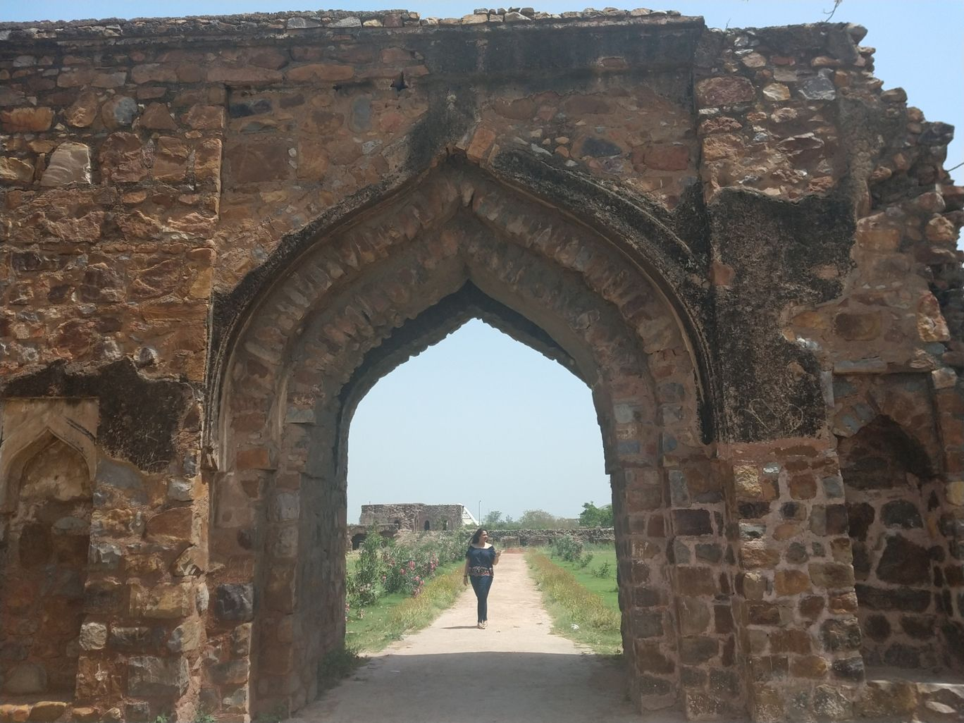 Photo of Firoz Shah Kotla Baoli By Kiranjeet Kaur