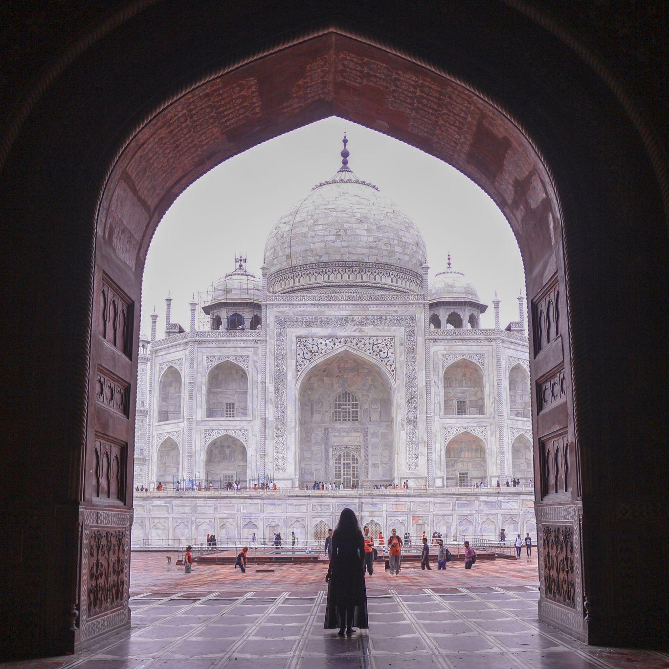 Photo of Taj Mahal By Sneha Waghela