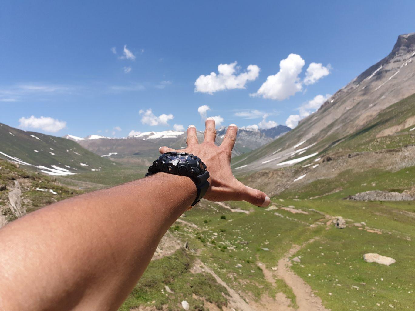 Photo of Kashmir Great Lakes Trek | Trekking In Kashmir By Ritesh Rawat