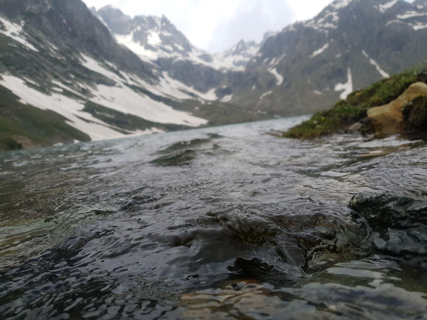 Photo of Vishansar Lake By Ritesh Rawat