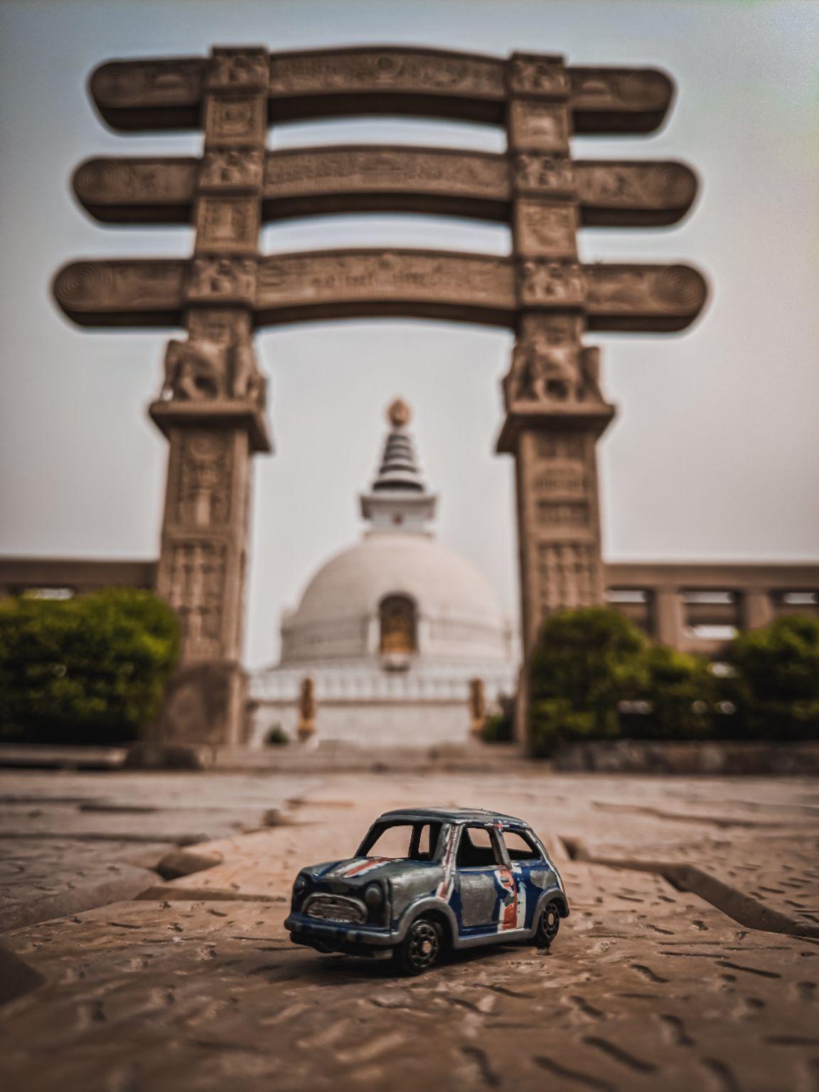 Photo of Vishwa Shanti Stupa By Rituraj Anand