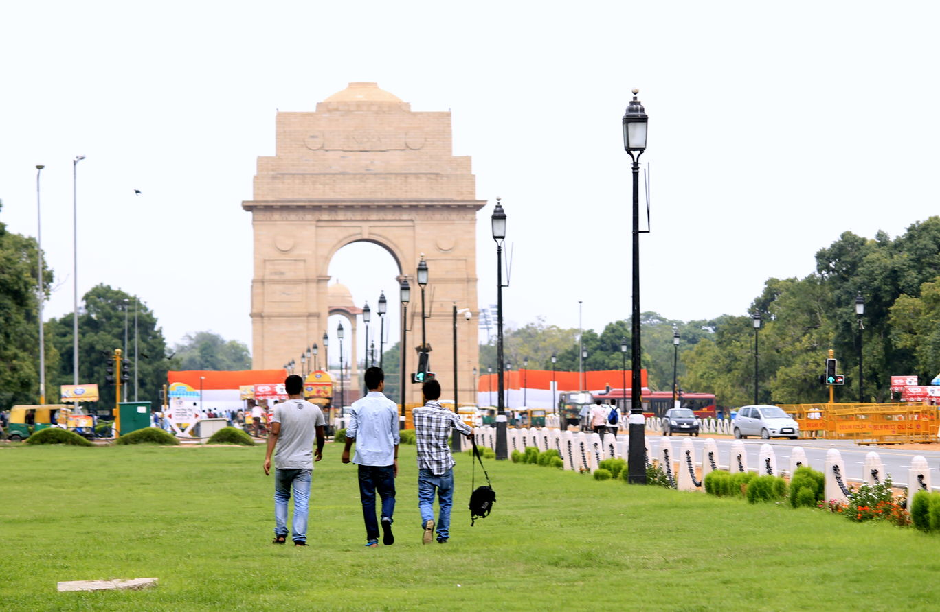 Photo of India Gate By Devesh Tiwari