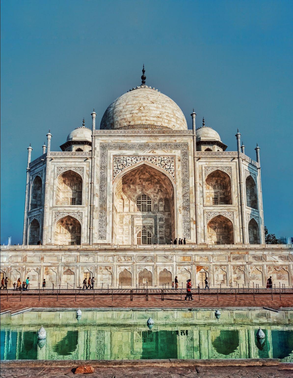 Photo of Agra By Ronak Jain