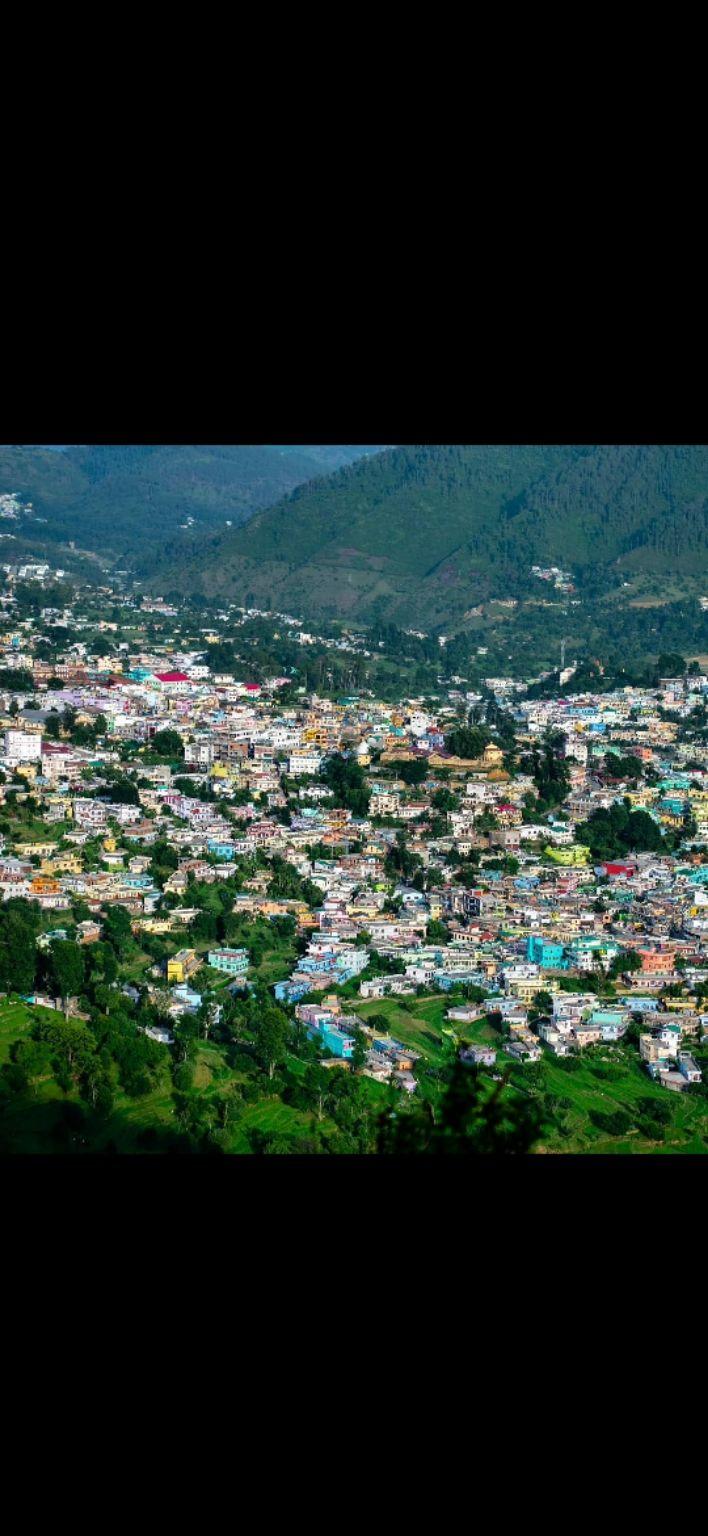 Photo of Pithoragarh-Almora Rd By Pankaj Gururani