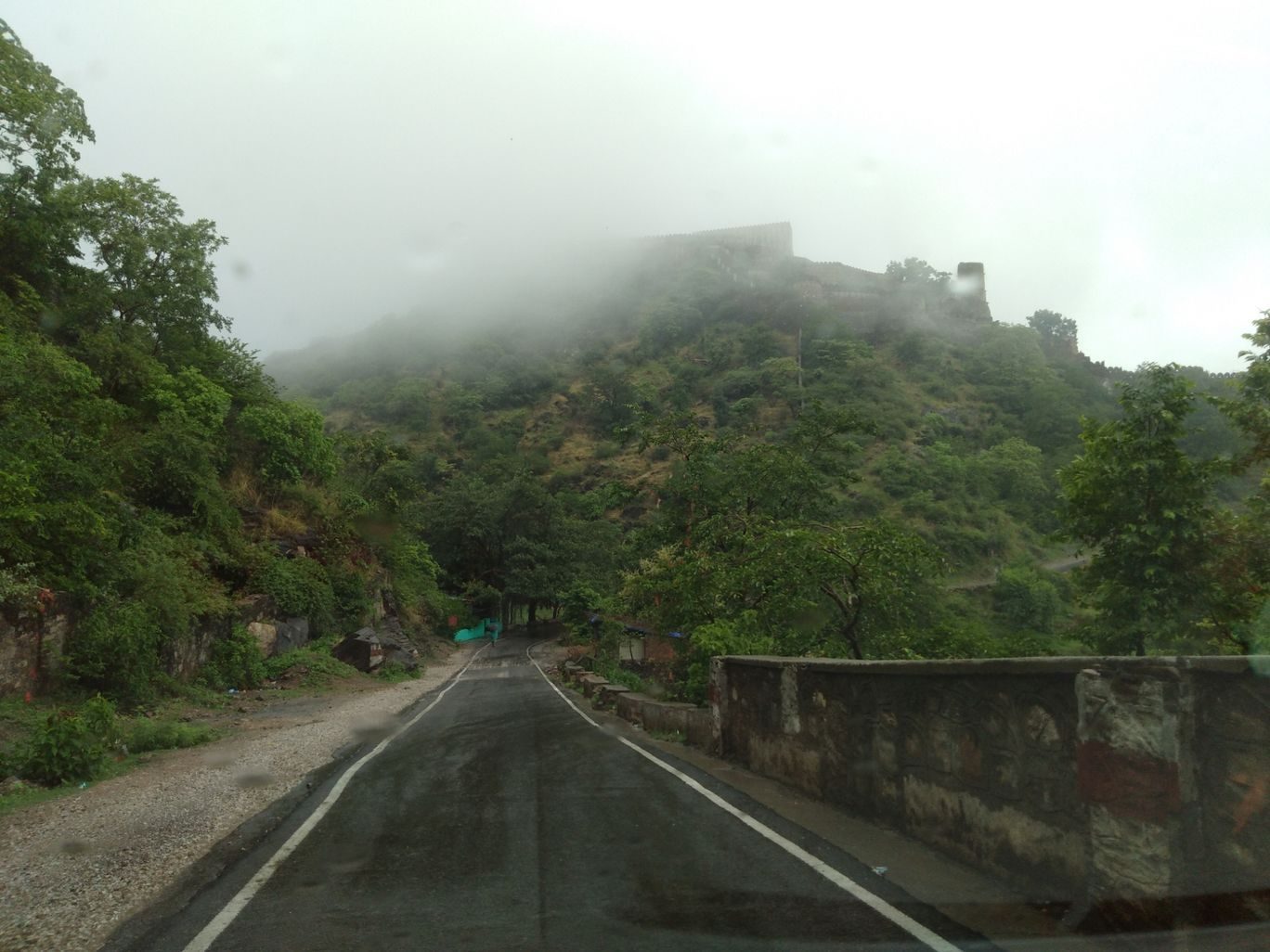 Photo of Kumbhalgarh Fort By kamya shukla