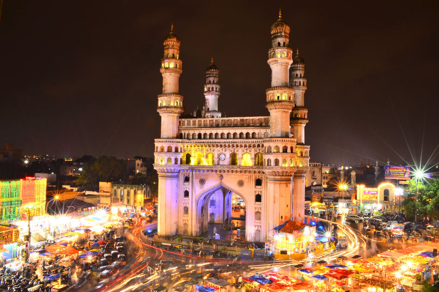Photo of Hyderabad By Best Bus