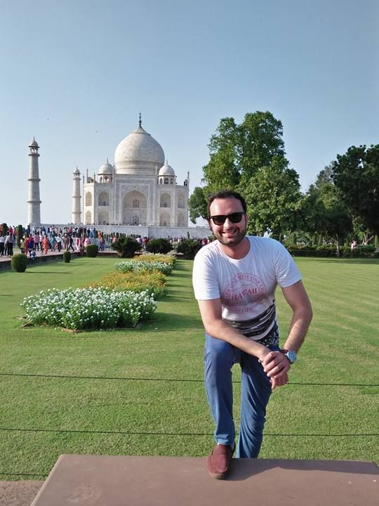 Photo of Agra By Anish Baheti