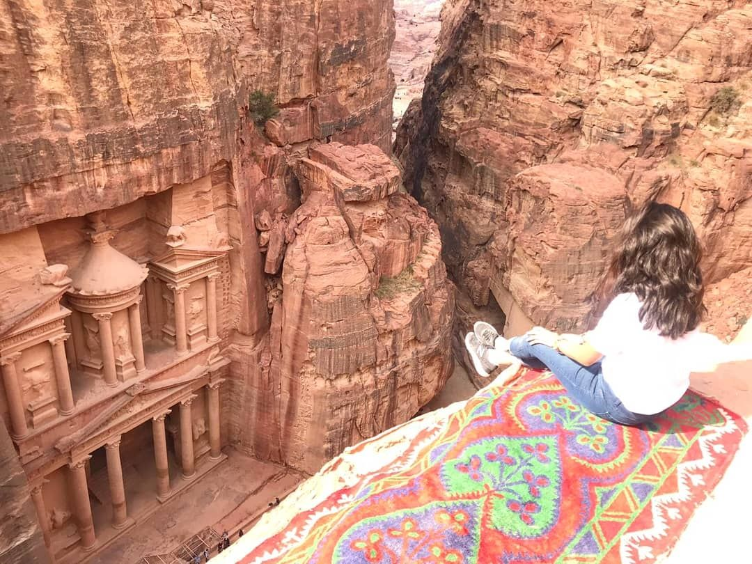 Photo of Petra By AyeshaAbroad