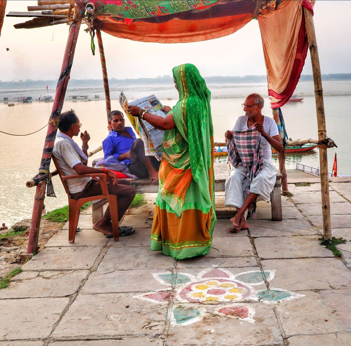 Photo of Varanasi By Divya Kunal