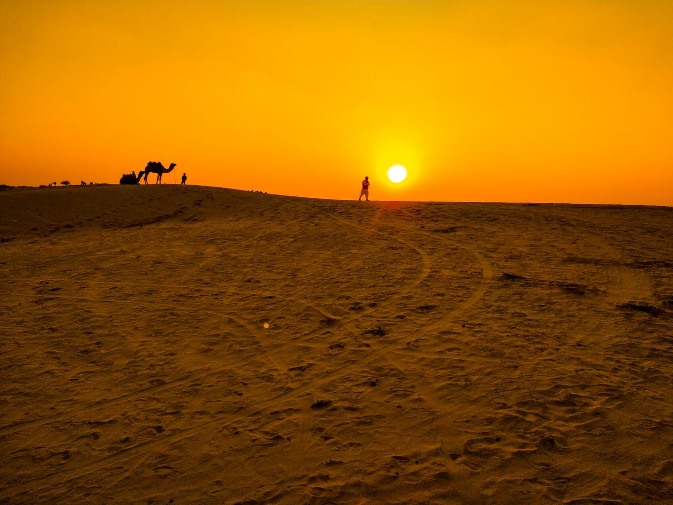 Photo of Jaisalmer By jayant baid