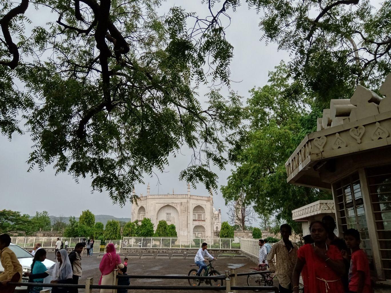 Photo of Bibi Ka Maqbara By Gouri k...