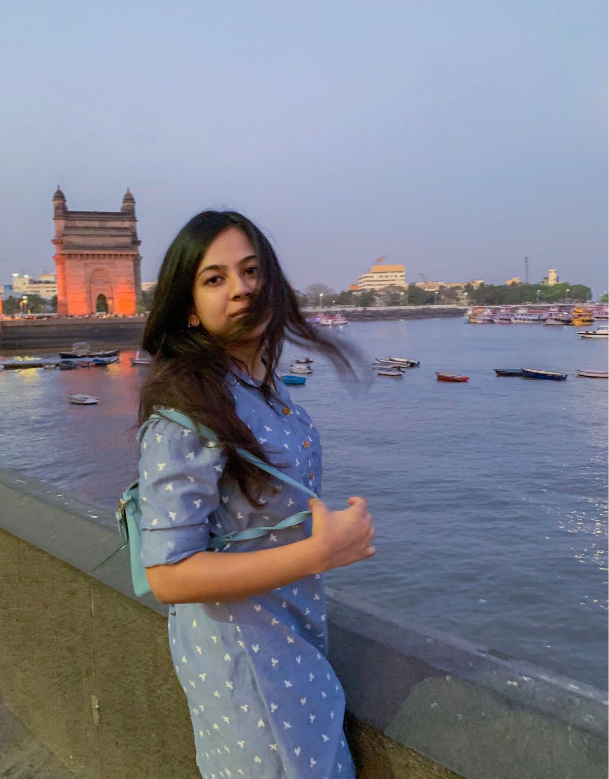 Photo of By the Gateway By Harshini Vijay