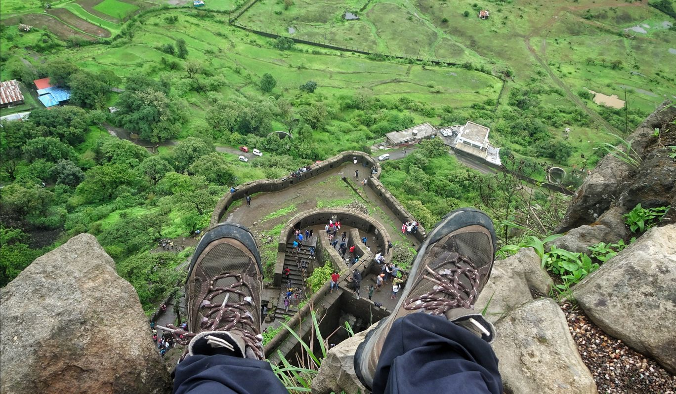 Photo of Lohagad Fort By Chai Eng Law