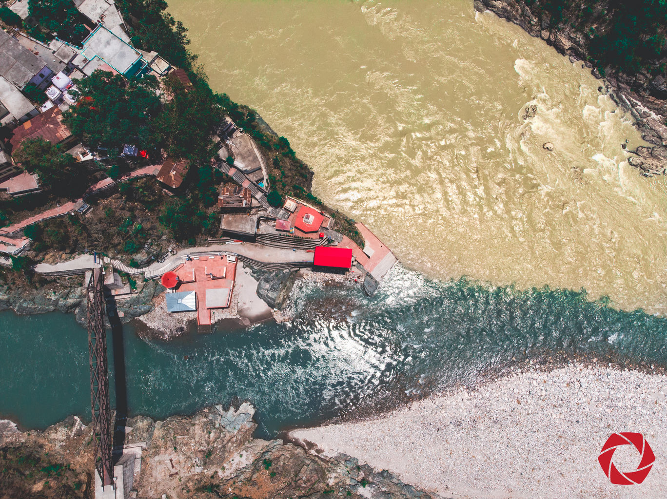 Photo of Devprayag By the éclat creative