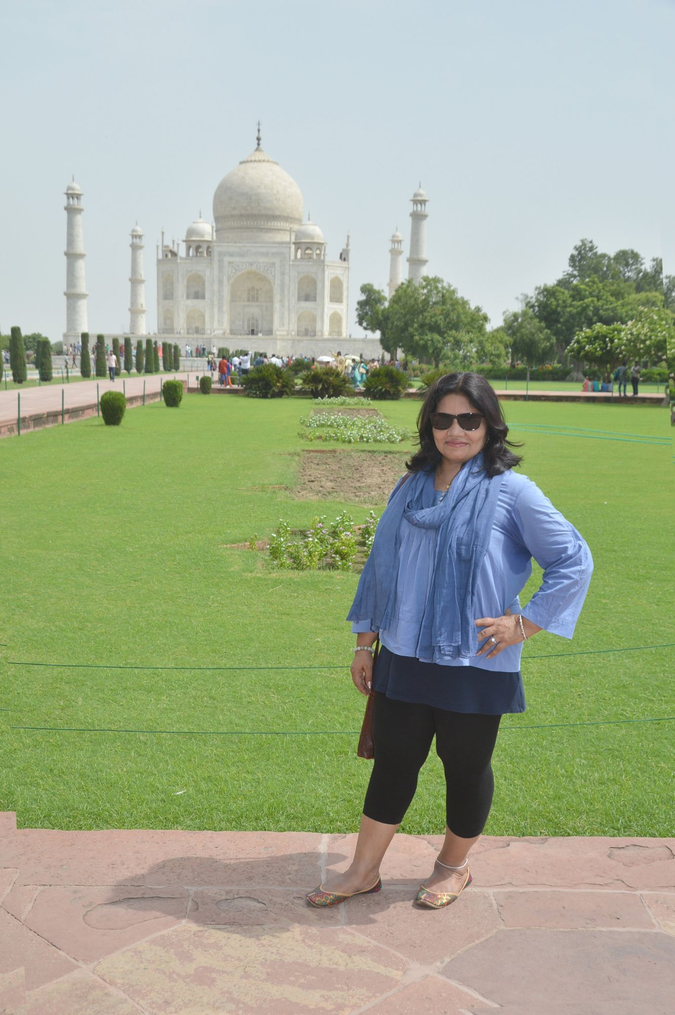 Photo of Agra By Sunita Nair