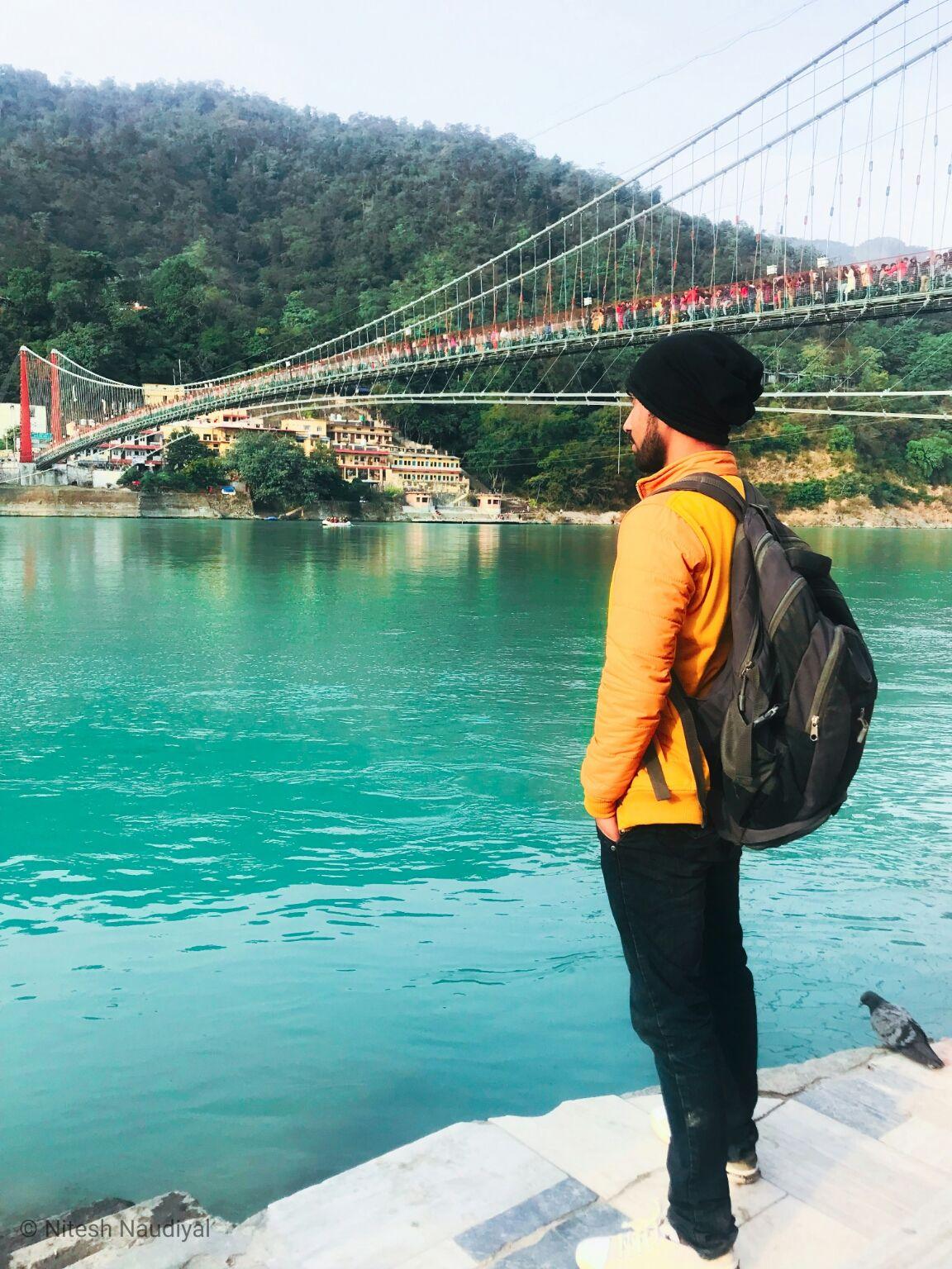 Photo of Rishikesh By nitesh naudiyal (Bairagi)
