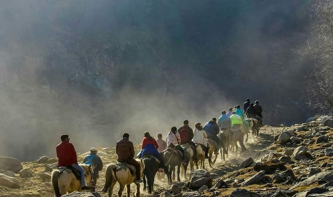 Photo of Solang Valley By Amit Negi
